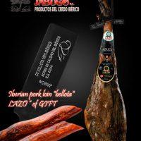 Iberian ham + pork loin bellota GIFT