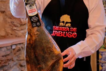 Jamón bellota Sierra de Jabugo
