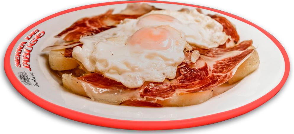 Iberian ham from Jabugo