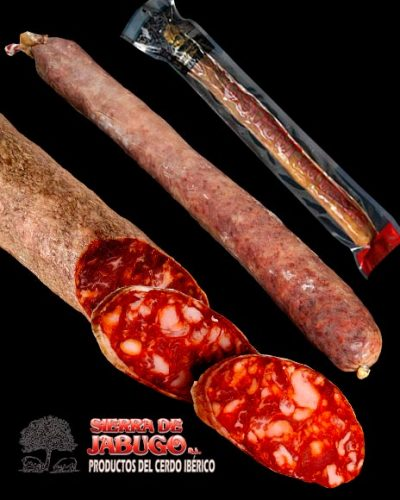 Iberian cured sausage Chorizo