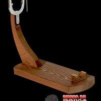 Wooden ham cutting board