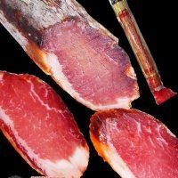 100% iberian acorn pork loin